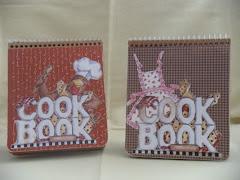 Mini álbum cocina