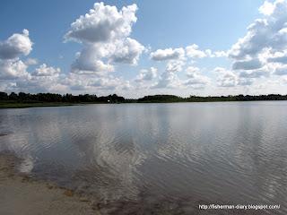 Озеро Красилово,