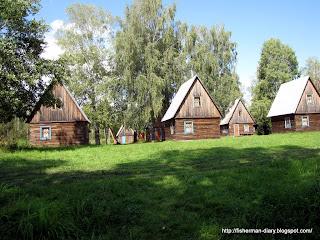 База отдыха озеро Красилово