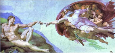 The Creation Of Adam Theories | RM.