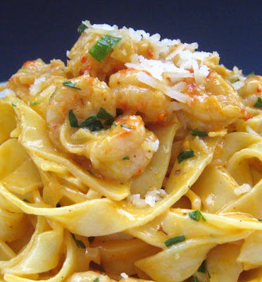 This pasta dish was super fast and super delicious. I think it would ...