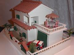 casa vista de lado