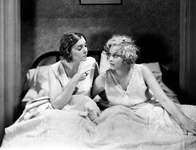 Zasu Pitts and Thelma Todd