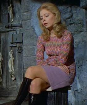 jill haworth actress