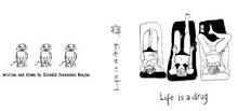 Mi lib´ro de poesías y dibujos:Life is a Drug
