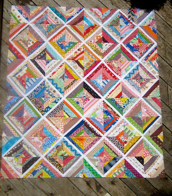 String Quilt Top