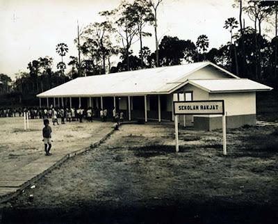 The Oldest Pekanbaru – Riau Elementary School