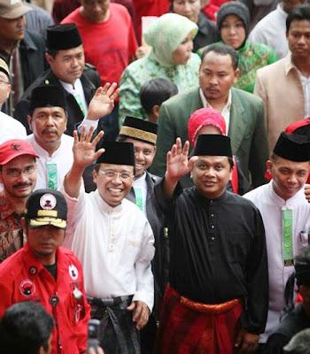 Chaidir-Suryadi - Riau Governor and the Vice-Governor Candidate