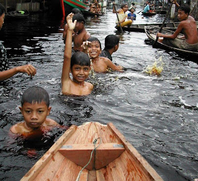 Foto Banjir Riau