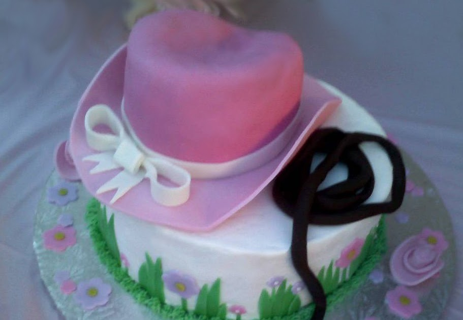 how to make fondant cake step by step