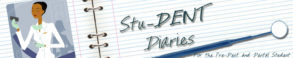 Stu-DENT Diaries