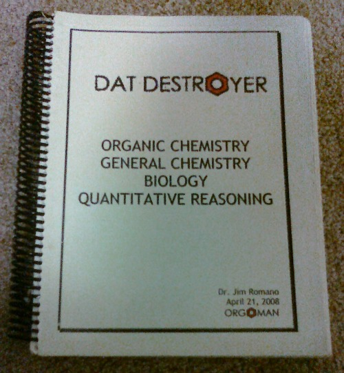 DAT Secrets Study Guide: DAT Exam Review for the Dental ...