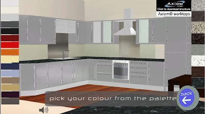 Virtual Kitchen Showroom