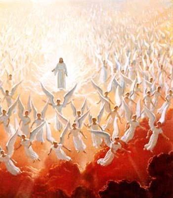 Jesús en su segunda venida