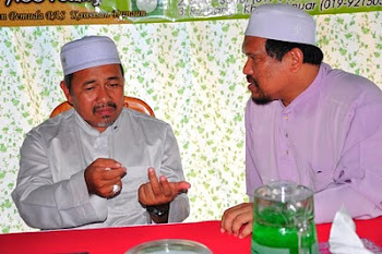 Bersama Bekas Naib Presiden PAS