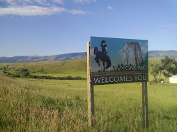 State # 4  Wyoming