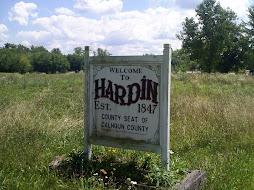 Stop # 33  Hardin, Illinois