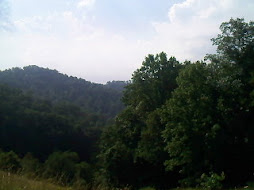 mountains of WV
