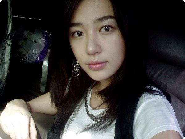 Eun Hye Yoon without Make Up