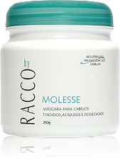 Molesse Máscara ultrarestaurado capilar