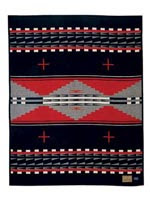 Pendleton Hidatsa Earth Blanket