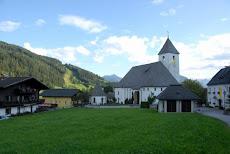 Eben, La iglesia