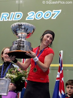 Rachael Grinham: World Champion in 2007