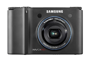 The Samsung HV24HD can record 720p high definition videos