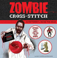 Zombie Cross Stitch!
