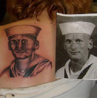 Whatever the technology, these tattoo artists certainly need to incorporate