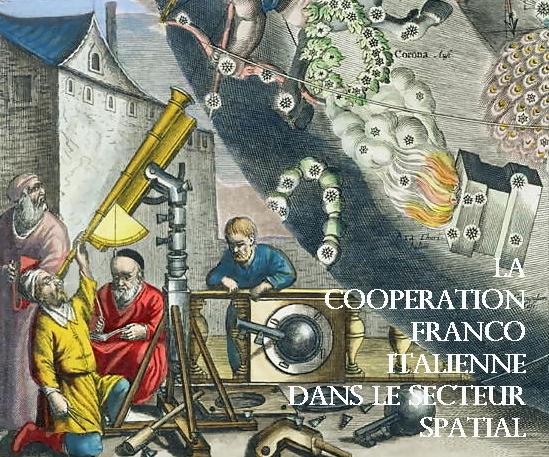 Coopération franco-italienne dans le secteur spatial