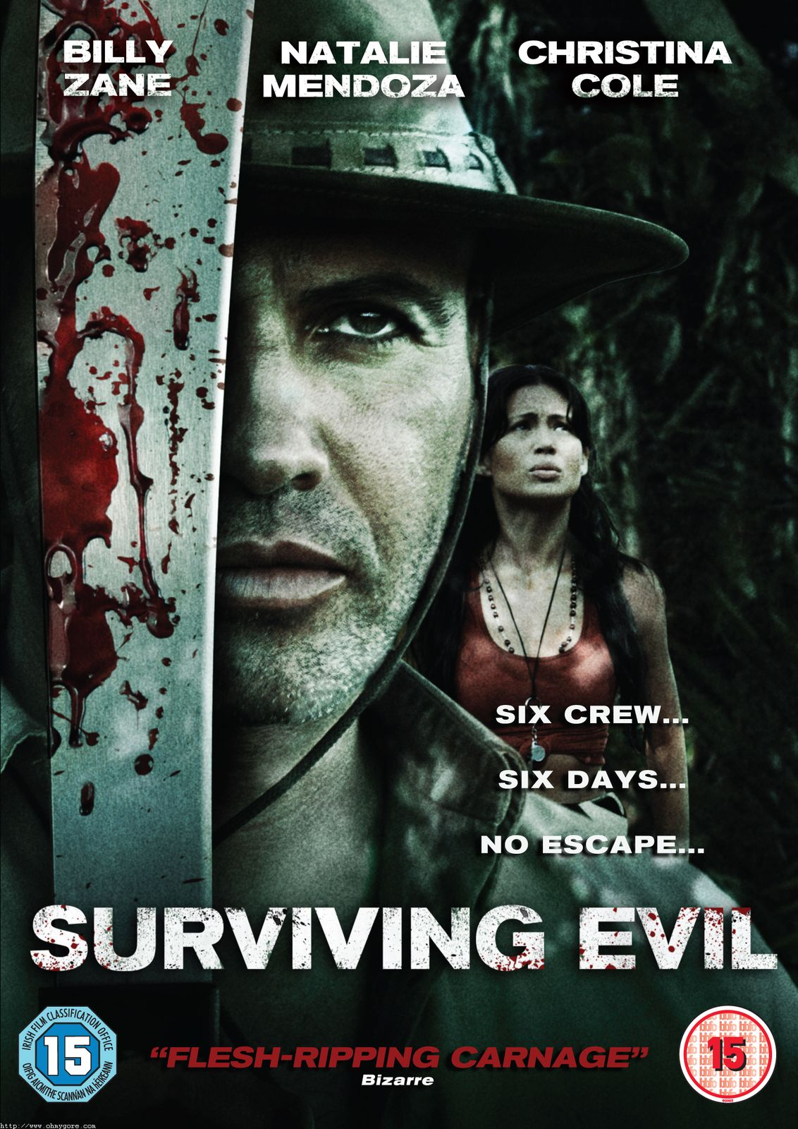Surviving Evil [NTSC] [DVD-R] [FS][US]