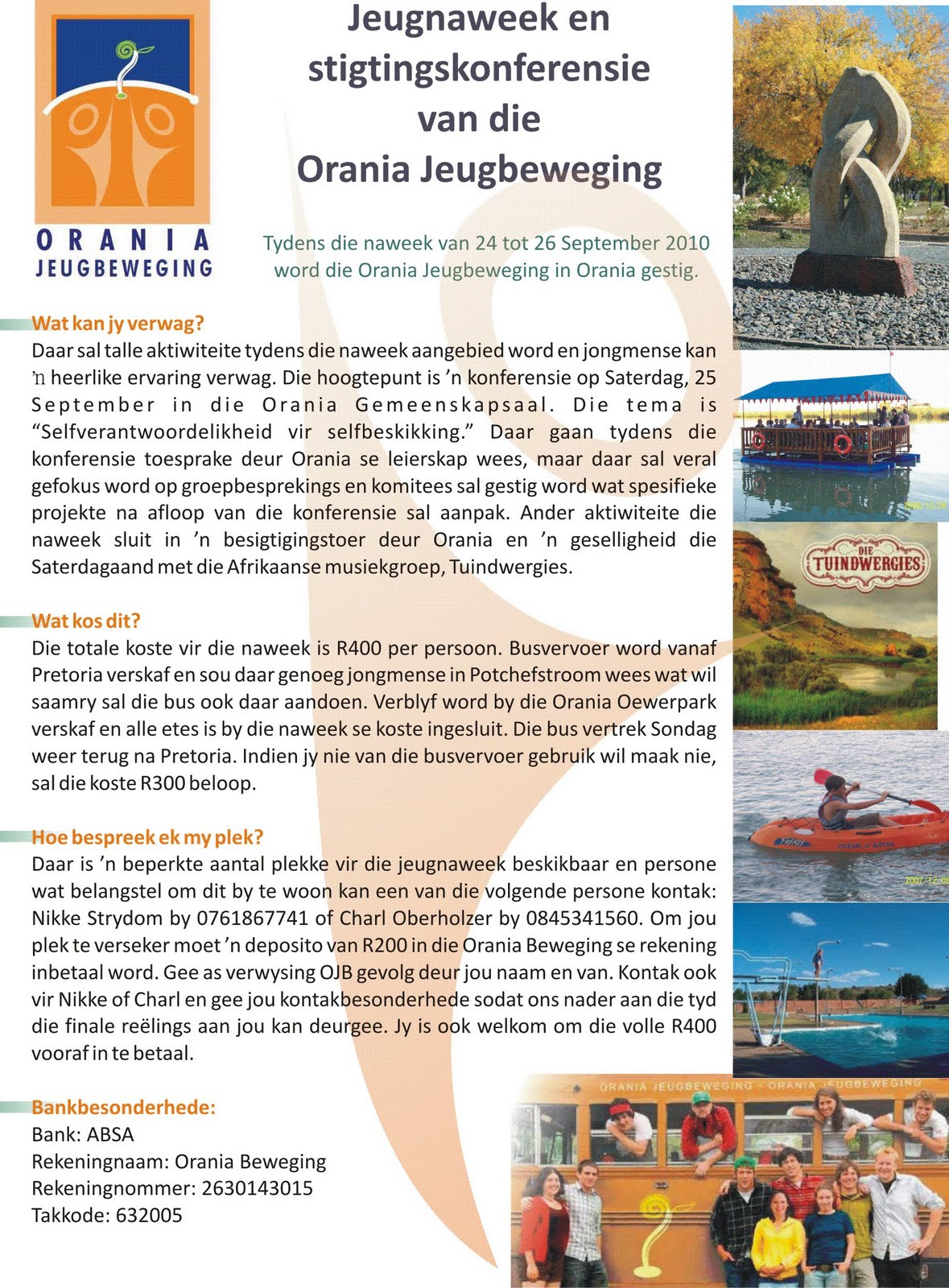 Orania Jeug-toer A5+pamflet-713522