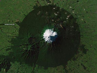 Mt Egmont, New Zealand