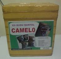 BOXS  TEMPAT  PENJUALAN  ES CAMELO
