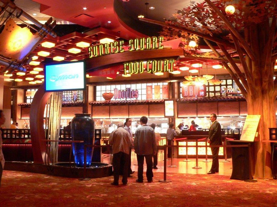 Mohegan casino hotels