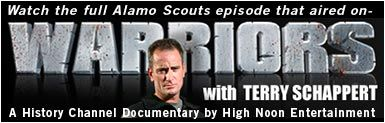 ALAMO SCOUTS ON THE AIR