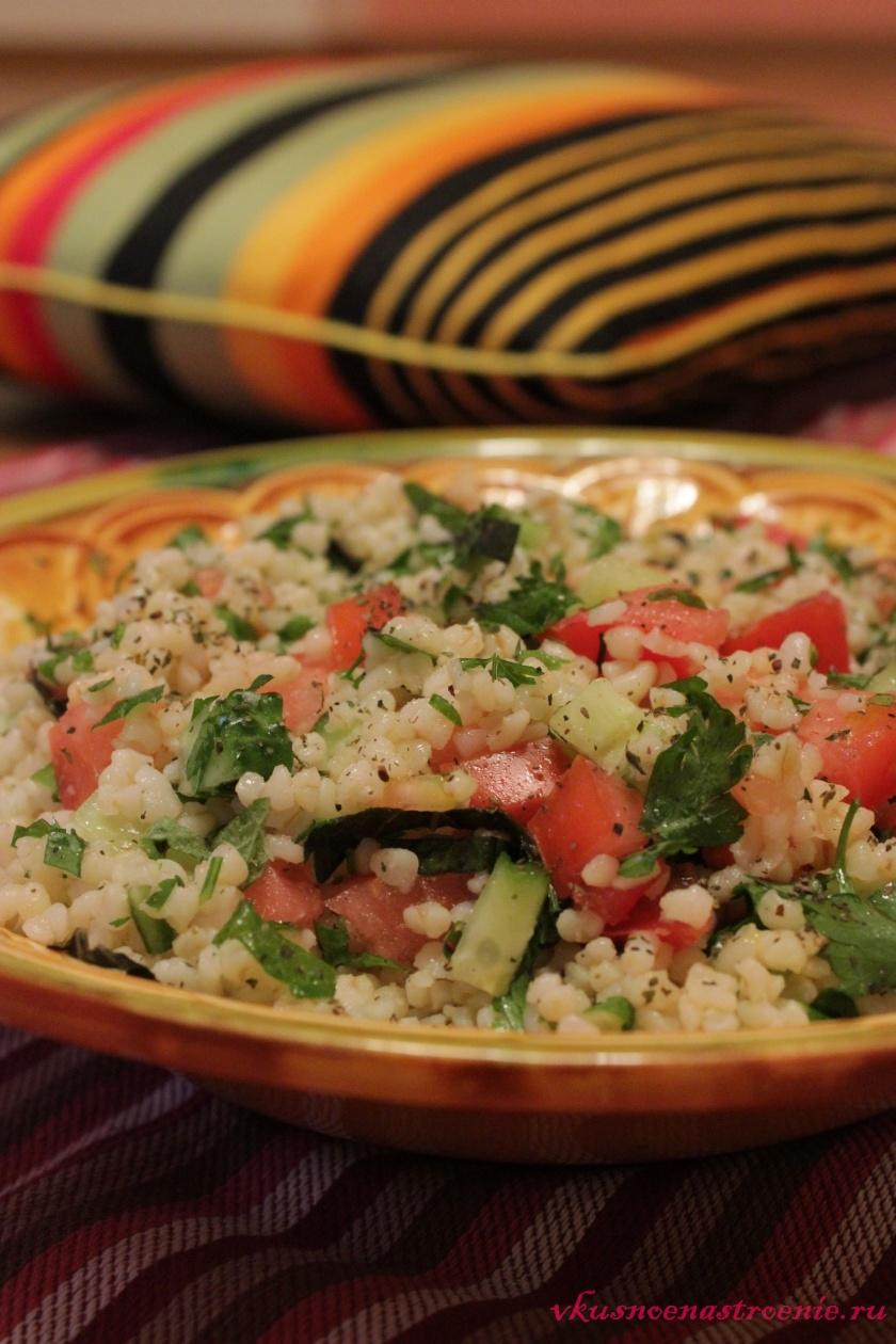 Ливанская кухня пошаговый рецепт фото