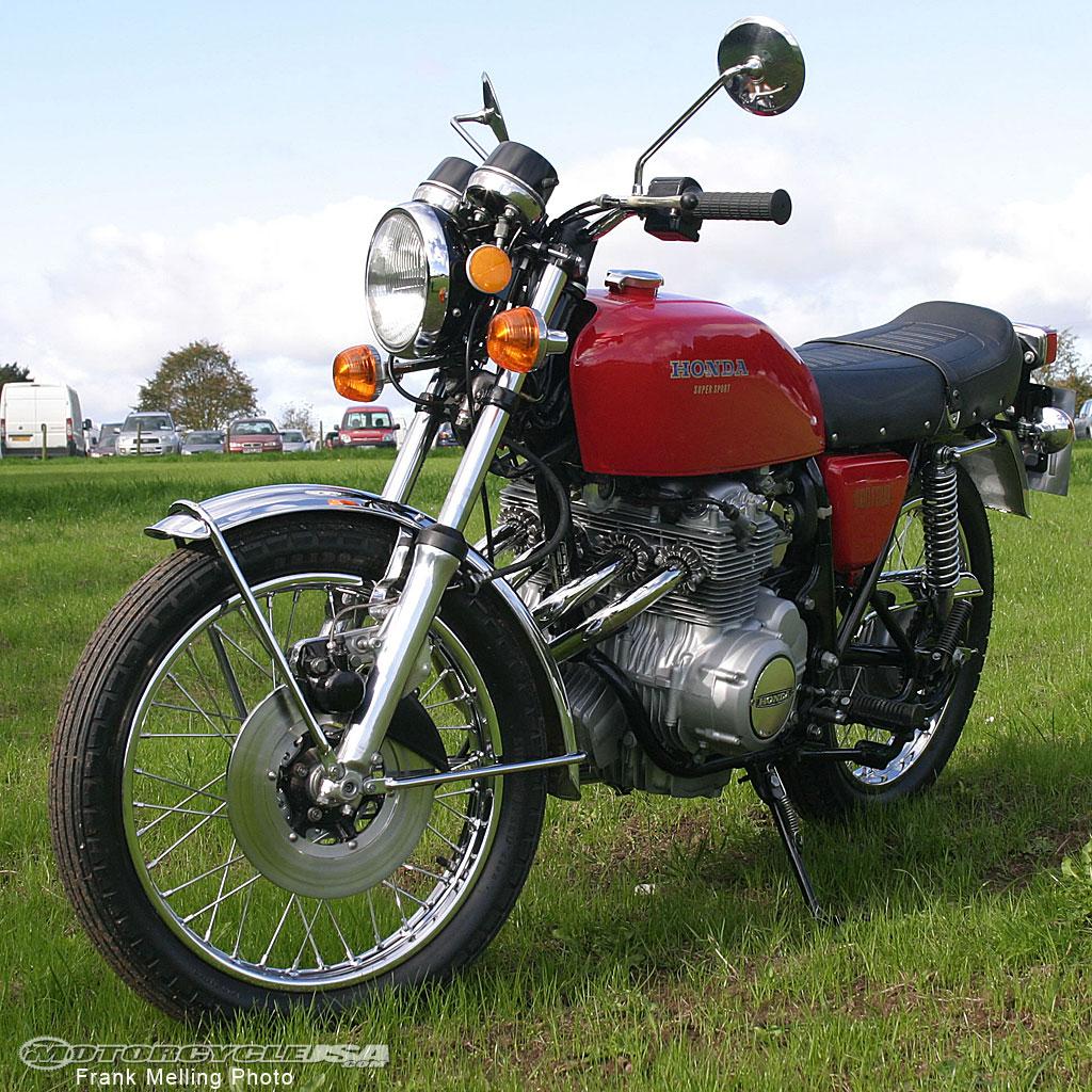 Honda Classic Motorcycles Honda Cb400 Four Honda