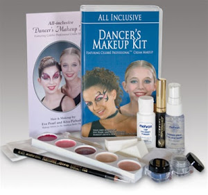 Dance Recital Makeup Kit