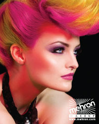 The Colors of Mehron Makeup