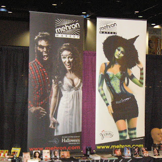 Mehron Makeup at The Halloween & Party Expo
