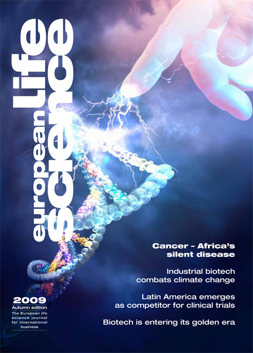 European life science journal features colorado bioscience industry