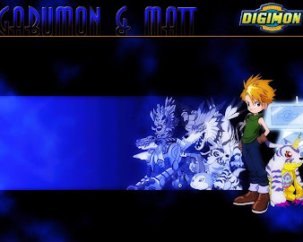 #4 Digimon Wallpaper