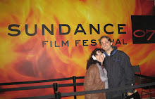 Matt and Cindy at Sundance 2007