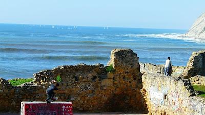 Sesión de surf del 25 de Octubre del 2008 - Arrigunaga