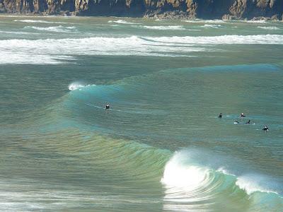 Sesiones de surf en Cantabria
