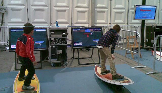 surfin virtual en el PIN de Getxo