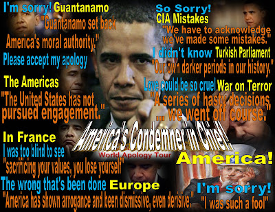 America's Condemner in Chief...