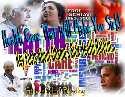 Healthcare That Will Make You Sick - Key Facts About Obama's Sick Health Reform